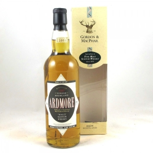 Ardmore 1987 Gordon and Macphail Front