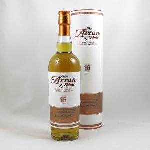 Arran 16 Year Old Front