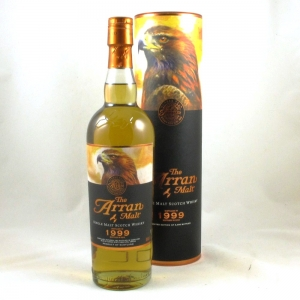 Arran 1999 'Icons of Arran' The Eagle Front
