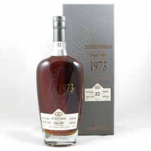 Auchentoshan 1973 32 Year Old Sherry Cask Front