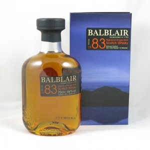 Balblair 1983 Front