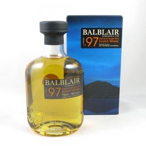 Balblair 1997 2nd Edition front