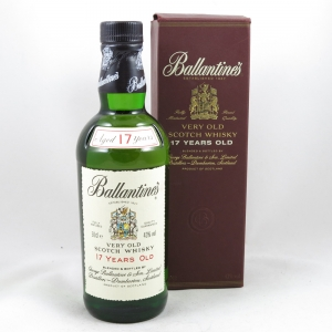 Ballantines 17 Year Old 50cl front