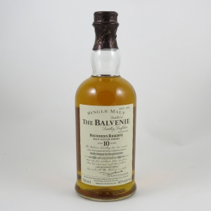 Balvenie 10 Year Old Founder's Reserve (US Import) 75cl front