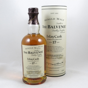 Balvenie Islay Cask 17 Year Old front