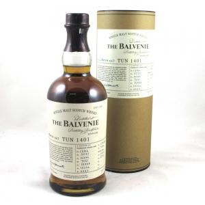 Balvenie Tun 1401 Batch 7 (Travel Retail Exclusive) Front