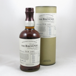 Balvenie Tun 1401 Batch #3 (US Import) front
