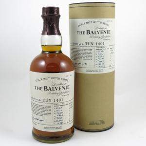 Balvenie Tun 1401 Batch #6 (US Exclusive) 75cl front