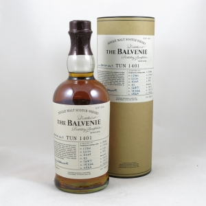 Balvenie Tun 1401 Batch #9 (US Exclusive) front