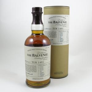 Balvenie Tun 1401 Batch #9 (US Exclusive) front