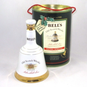 Bell's Decanter 'The Opening of United Distillers Broxburn' 1993 Front