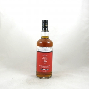 Benriach 1996 Cask Strength and Carry On 16 Year Old front