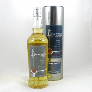 Benromach Peat Smoke Batch #3 Front