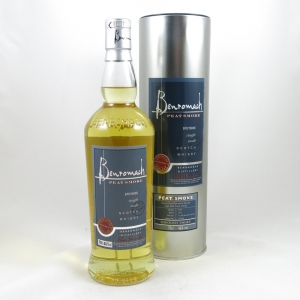 Benromach Peat Smoke Batch #1 Front