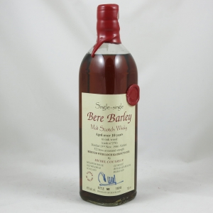 Michel Couvreur Bere Barley Aged Over 10 Years front