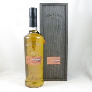 Bowmore 1984 No.Vaults 28 Year Old Front