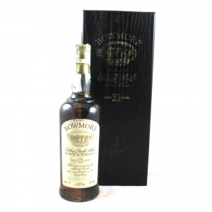 Bowmore 21 Year Old Front