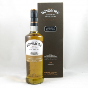 Bowmore Mashman's Selection 1999 14 Year Old front