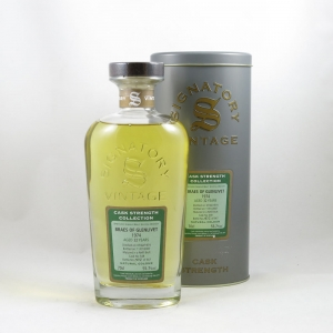 Braes of Glenlivet 1974 Signatory Vintage 32 Year Old Front