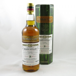 Brechin 1976 Old Malt Cask 28 Year Old front