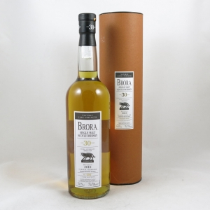 Brora 30 Year Old 2010 Release front