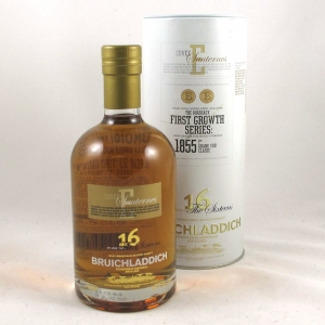 Bruichladdich 16 Year Old Cuvee E Front