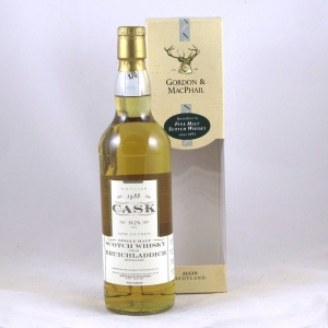 Bruichladdich 1988 Gordon and Macphail Cask Strength Front