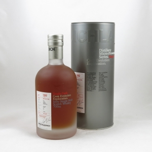 Bruichladdich 1992 Micro Provenance 17 Year Old front