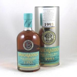 Bruichladdich 1993 Recioto Cask (Oddbin's Exclusive) Front