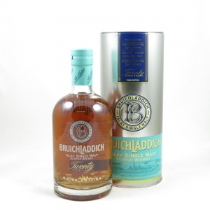 Bruichladdich 20 Year Old 3rd Edition front