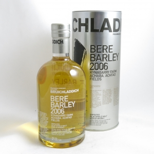 Bruichladdich Bere Barley 2006 front