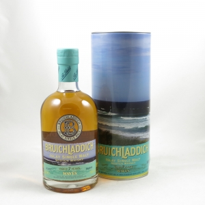 Bruichladdich Waves 1st Edition Front