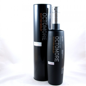 Bruichladdich Octomore 6.1 Scottish Barley Front