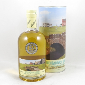 Bruichladdich Links St Andrews Swilican Bridge 50cl Front
