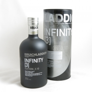 Bruichladdich Infinity (3rd Edition) front