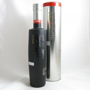 Bruichladdich Octomore 10 Year Old Front