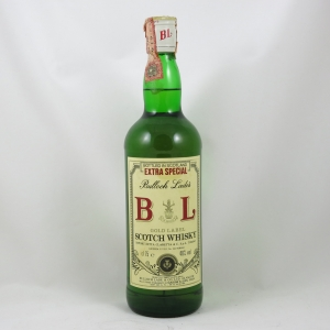 Bulloch Lade Gold Label 1980s front