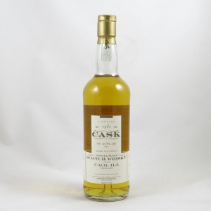 Caol Ila 1981 Gordon and Macphail Cask Strength Front
