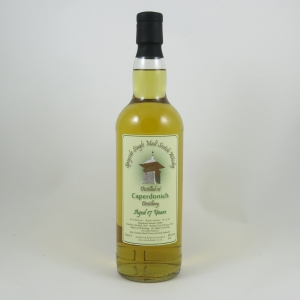 Caperdonich 1995 Whisky Broker 17 Year Old (Only 30 bottles) front
