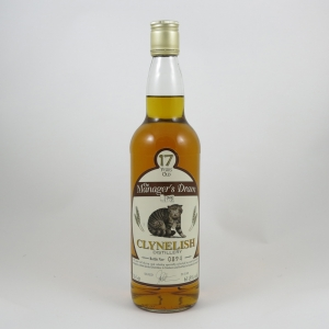 Clynelish 17 Year Old Manager's Dram 1998 Front