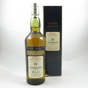 Clynelish 1972 Rare Malt 23 Year Old 75cl front