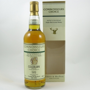 Coleburn 1972 Gordon and Macphail front