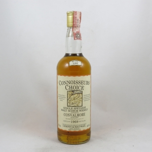 Convalmore 1969 Gordon and Macphail front