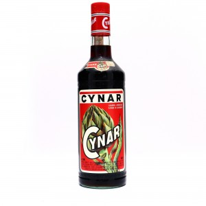 Cynar Artichoke Liqueur 1 Litre 1980s