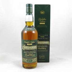 Cragganmore 1992 Distillers Edition 2005 front