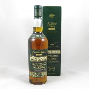 Cragganmore 1996 Distillers Edition 2008 front
