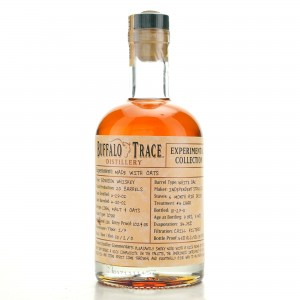 Buffalo Trace 2002 Experimental Collection 9 Year Old 37.5cl / Made with Oats