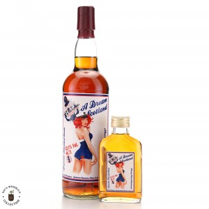 Speyside Blended Malt 1977 A Dream of Scotland 70cl & 10cl