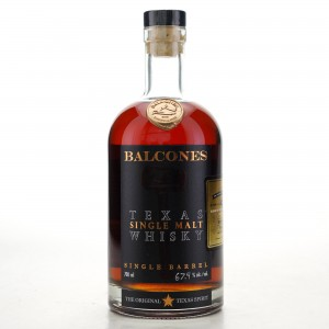 Balcones 2016 Single Barrel Texas Single Malt / Nickolls & Perks