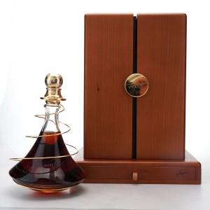 Frapin Cuvée 1888 Crystal Decanter Cognac